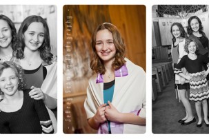 Bat Mitzvah Portrait