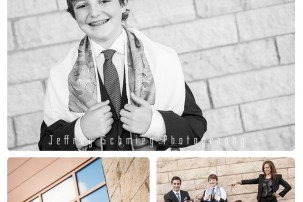 Bar Mitzvah Portraits
