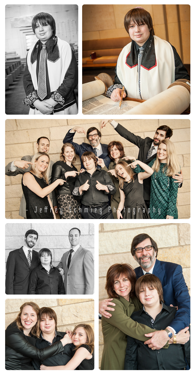 Bar Mitzvah Photo